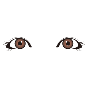 緊張しない方法 ~緊張するときは、目線を上げ、視野を広げよう~